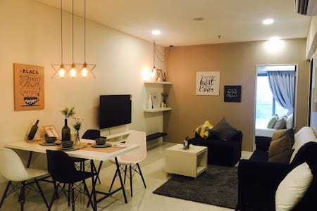 City View Sharing Flat, KLCC - Appartamento