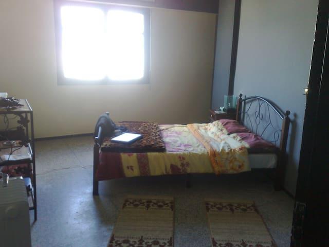 Une chambre meublée a loué  - Rabat - Apartamento