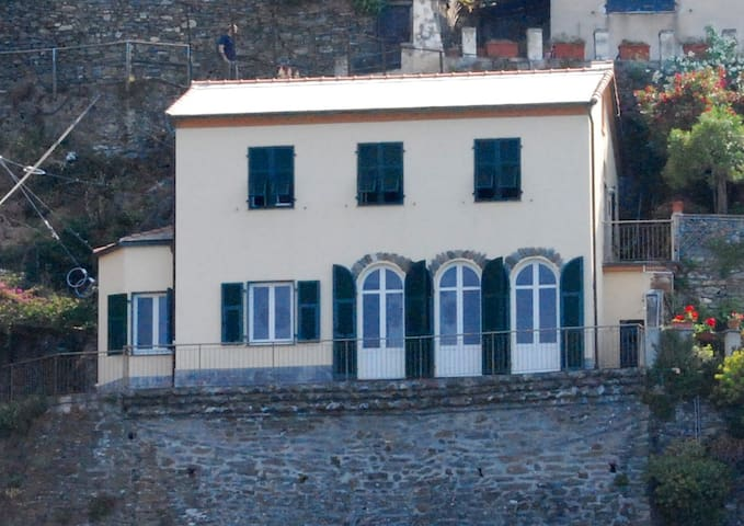 Il Conventino delle 5 Terre - Wi-Fi - Vernazza - Villa