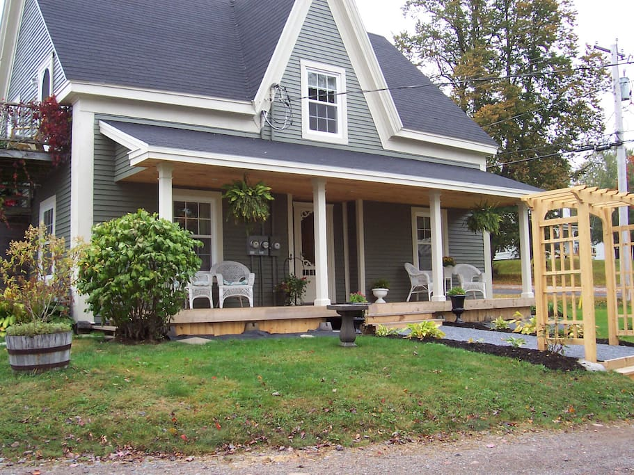 Victorian charm and beautifully renovated