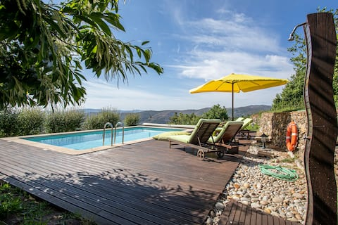 Luxury on the mountain - Casa da Arga - Caminha