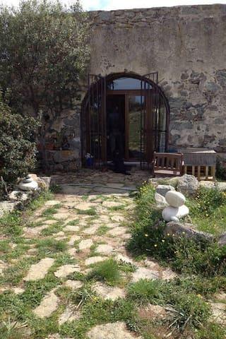 Ancienne Bergerie en pierres de taille - Corbara - Huis