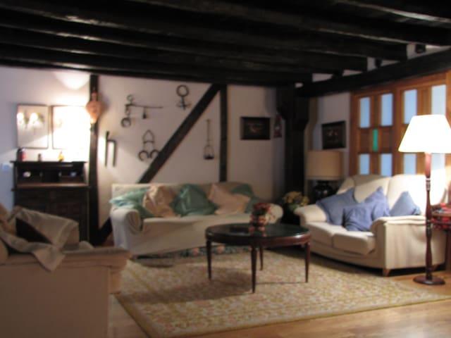 CASA RURAL MIKELENEA   - Arruitz - Casa