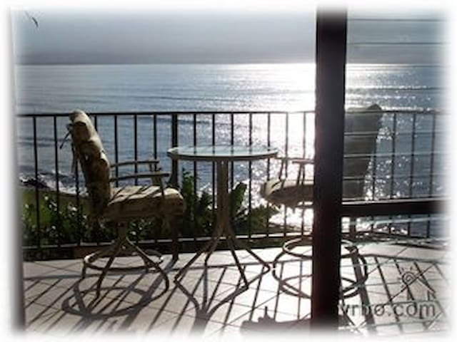 Relaxing Oceanfront - Maalaea - Appartement
