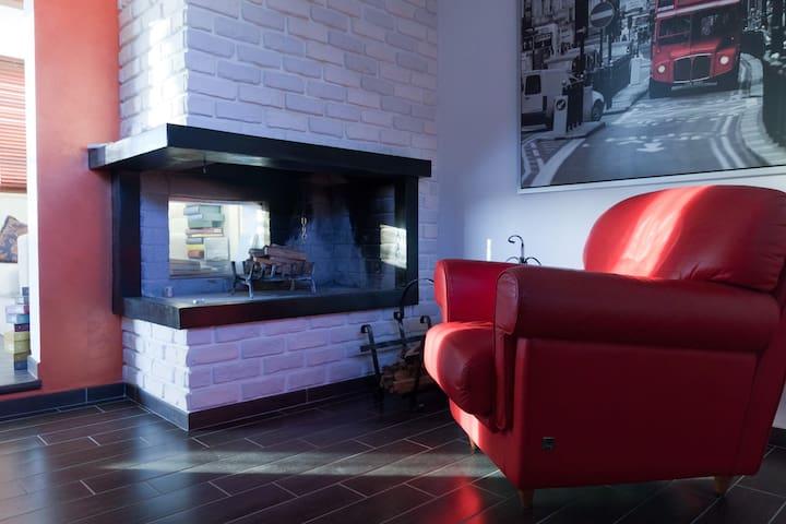 ATTICO A ROMA, VIA APPIA ANTICA - Marino - Lägenhet