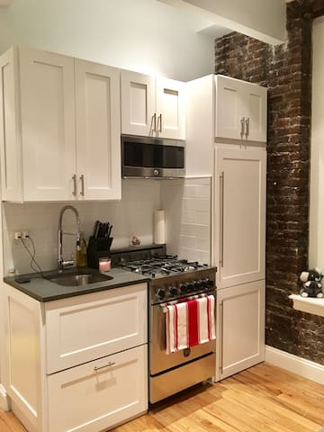 UpperEastSide 1Bedroom with a private garden - New York - Apartment