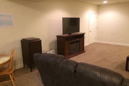 New Private Living Space In Great Location!