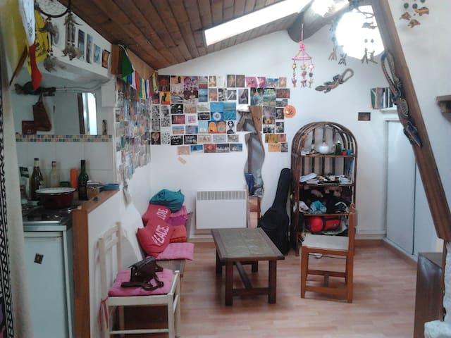 Beau studio au coeur de Montpellier - Montpellier - Leilighet