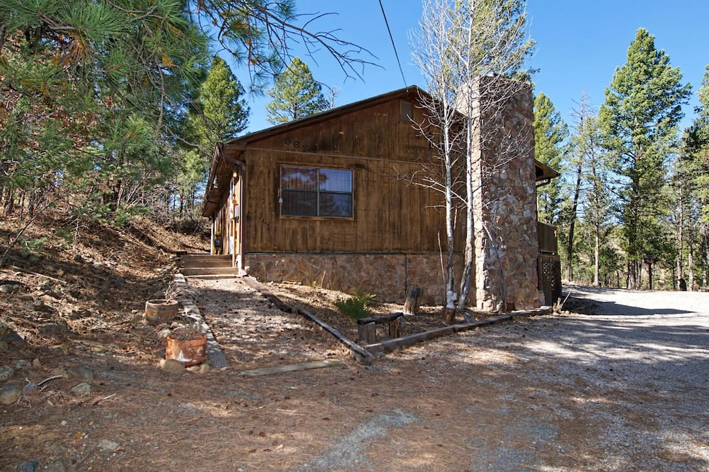 Forest View Cabin - Cozy Cabins Real Estate, LLC