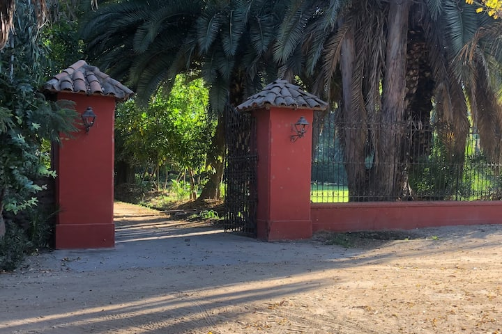 Casona Lo Aguirre , rustica campestre
