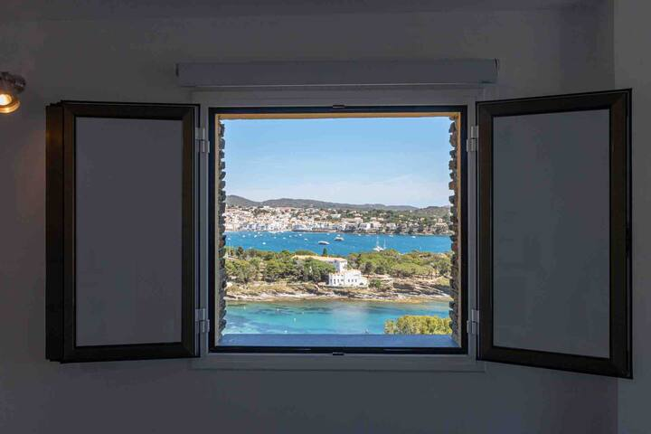 Loft magnificas vistas en Cadaqués.