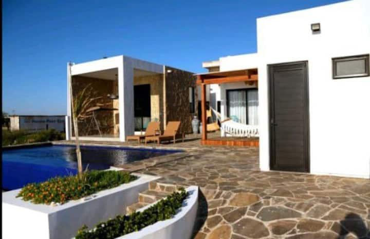 Hermosa casa en Playa Las Bocas, Huatabampo, Son.