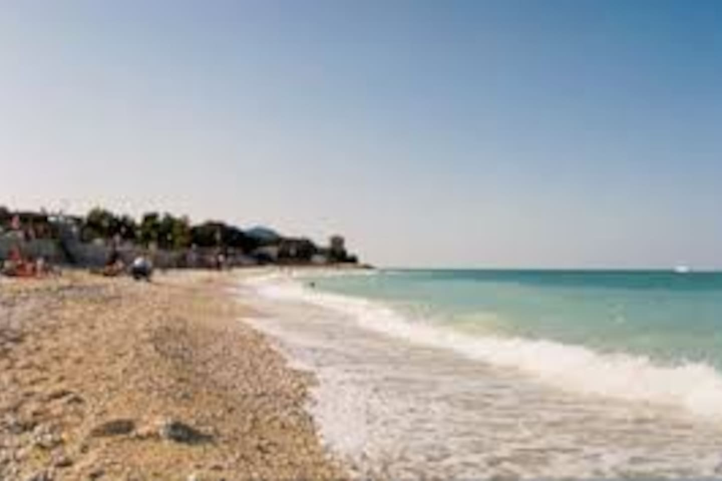 Beach Portonovo, 7 minutes by car from the house