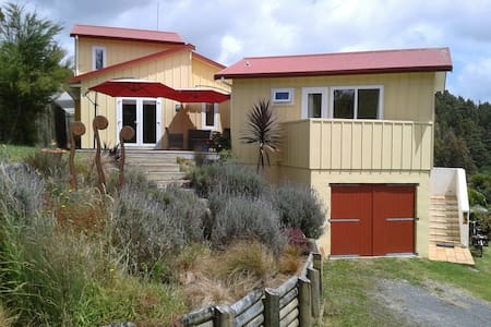 Double with ensuite bathroom - Puhoi - Dom