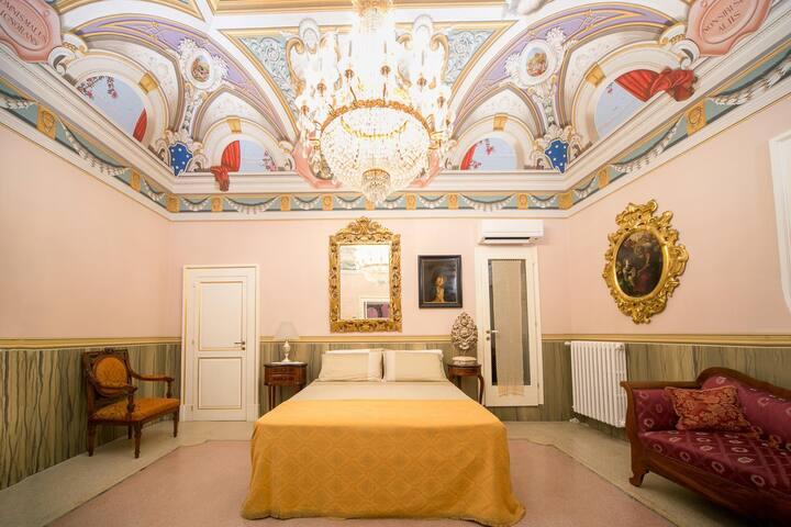 Charmantes Luxus-Gebäude - Ugento - Schloss