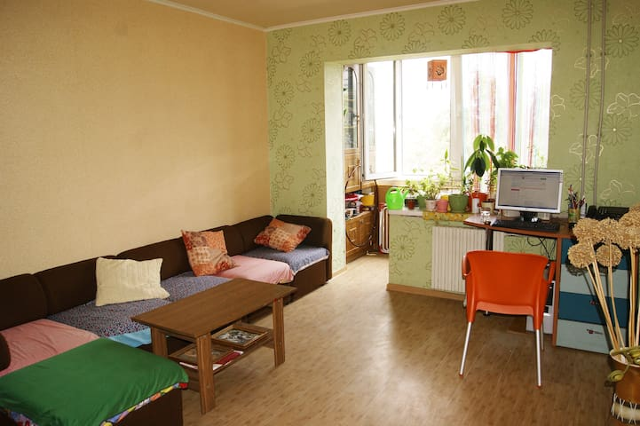 A cozy room in the city center! - Donetsk - Departamento