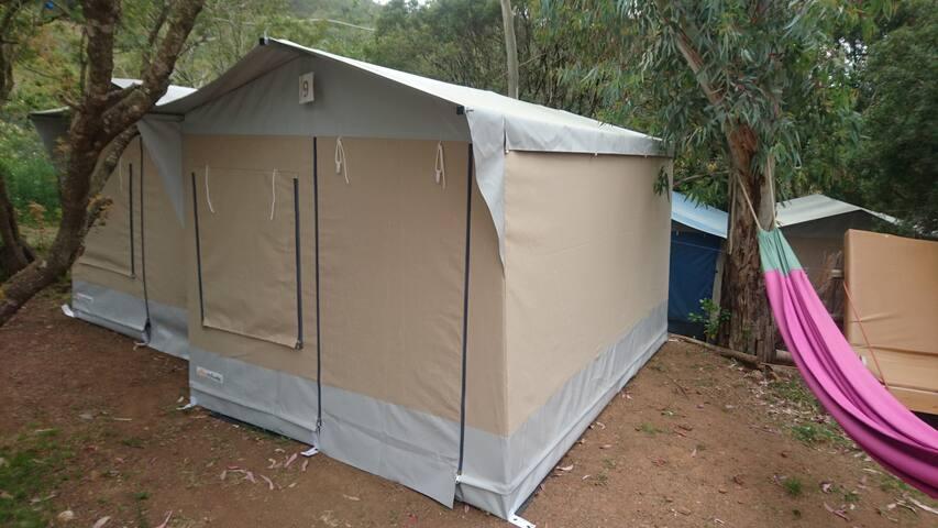 3 person Bungalow Tent - Tramontana