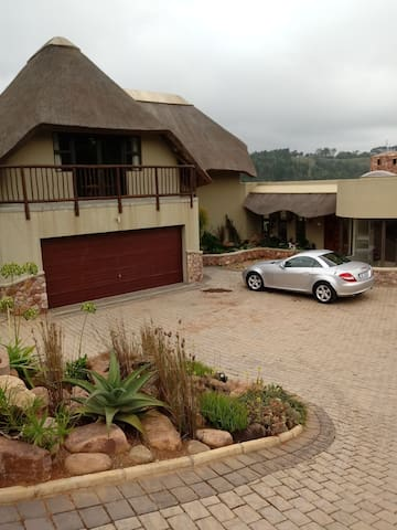 Game Estate beautifully appointed - Outer West Durban - Bed & Breakfast