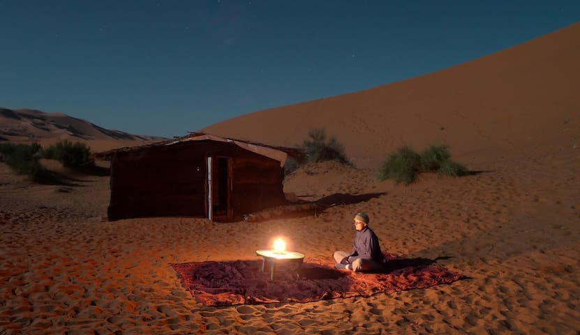 Camp Desert Nights