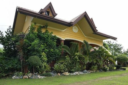 Aircon Loghouse Bungalow type - Taal  - Talo