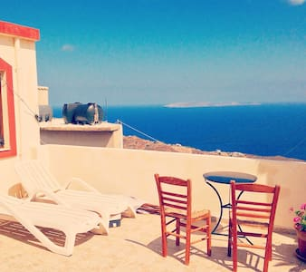 Complete house with the best view - Heraklion - Hus