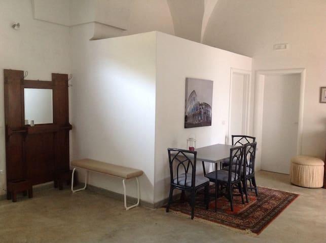 SALENTO LOFT PALAZZO '800 - Campi Salentina - Apartment