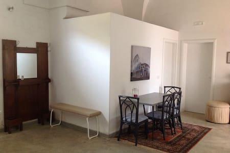 SALENTO LOFT PALAZZO '800 - Campi Salentina - Apartament