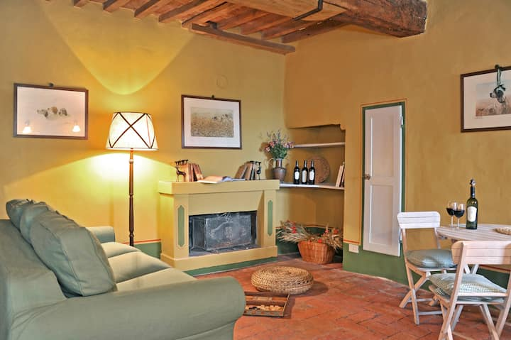 Welcome in your Tuscan home!