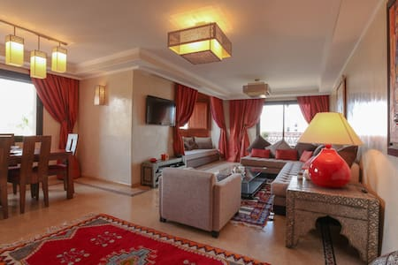 Luxury apartment in Marrakech
