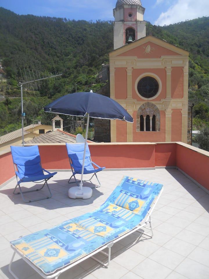 Home between Levanto and 5 Terre