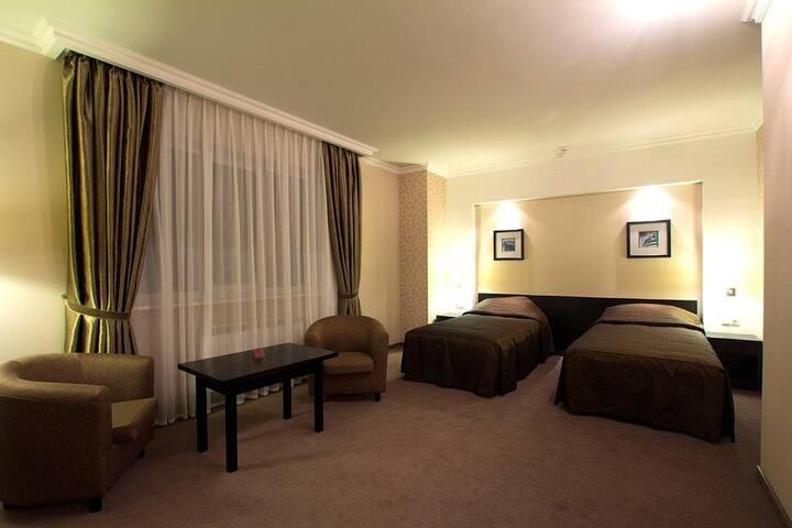 Rooms in the Hotel of Chernigov 3 p