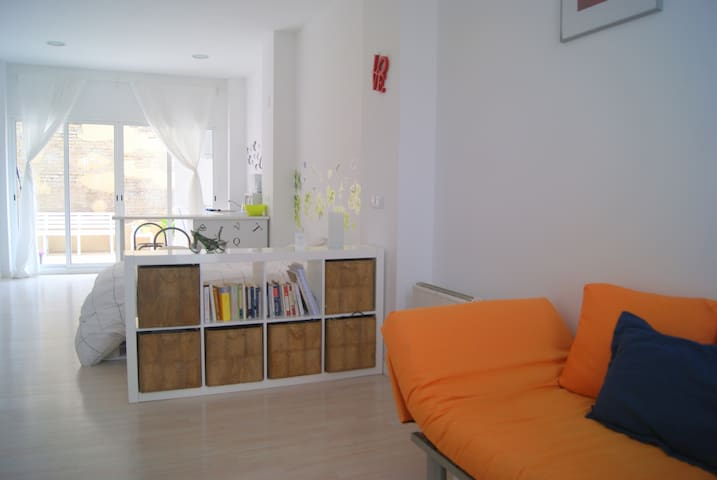 Cozy loft (well located) - València - Loft