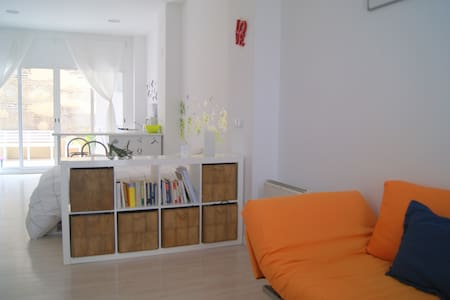 Cozy loft (well located) + 2 bikes - València - Loft