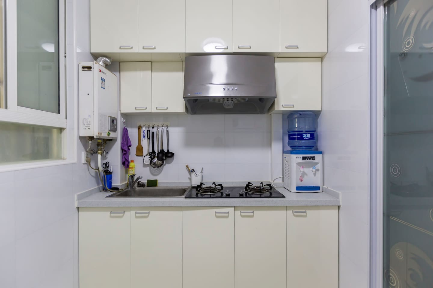 What kitchen looks like