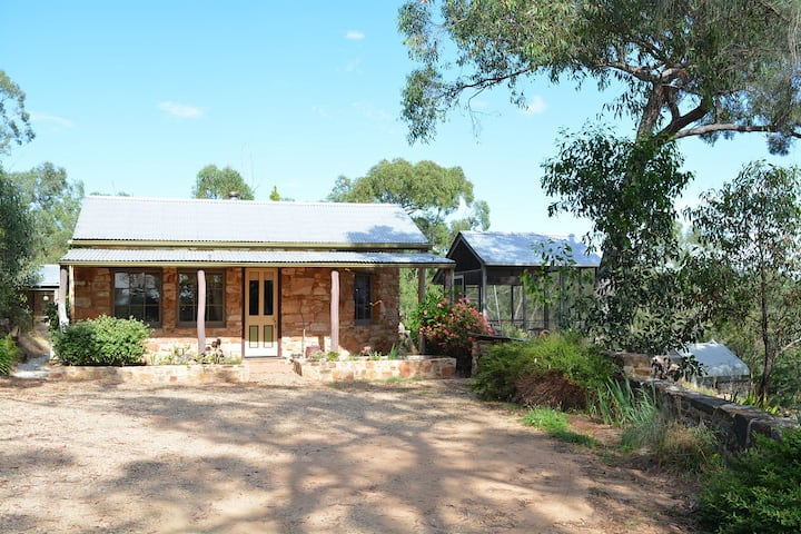 Trestrail Cottage, Sevenhill Clare Valley