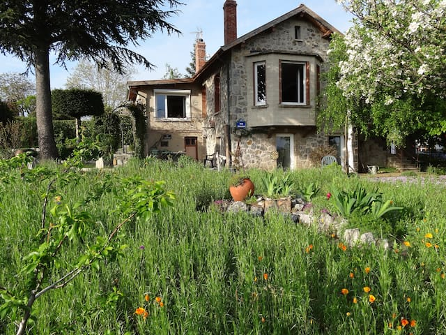 House of family in quiet place - Annonay - Casa