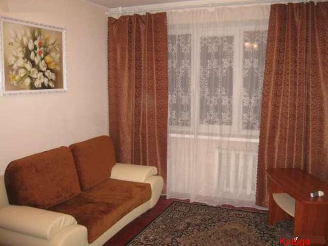 The flat right in the center of Klg - Kaluga - Pis