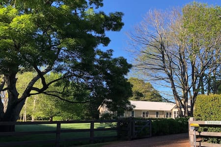 Chestnut Trees -architect designed & home comforts