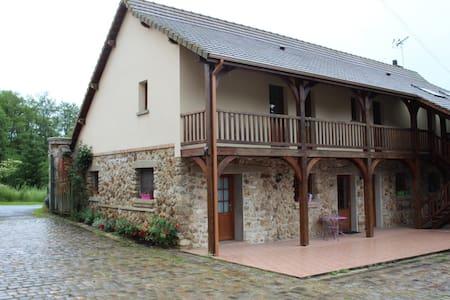 Gite à la ferme entre Reims et Epernay