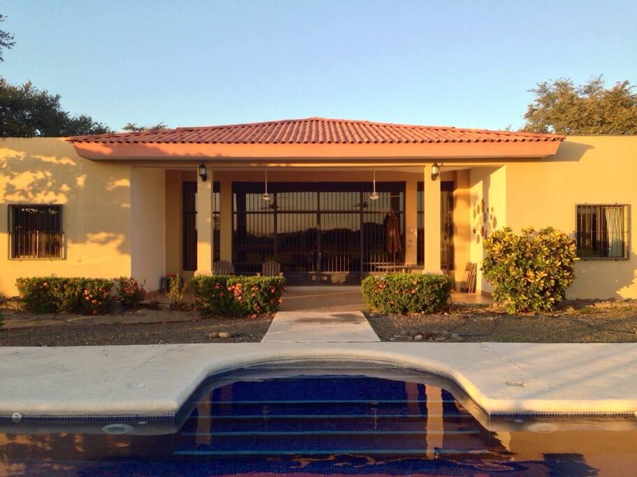 Casa kur guanacaste case in affitto a liberia for Case affitto costa rica
