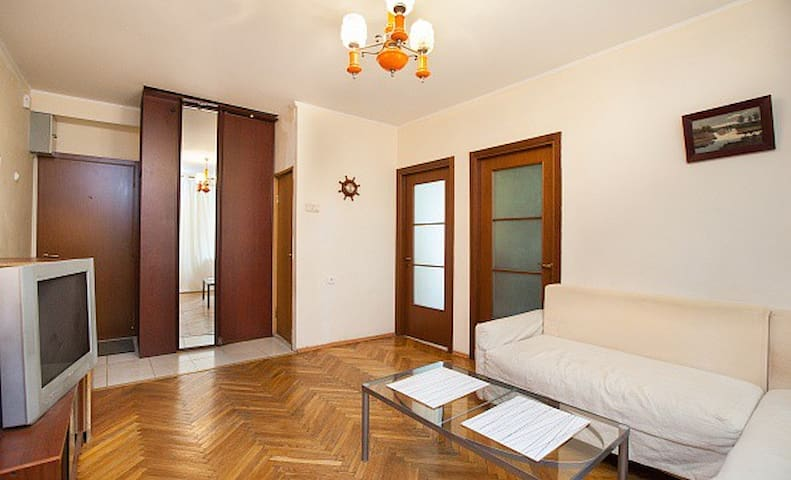 Уютная квартира у метро Сокол