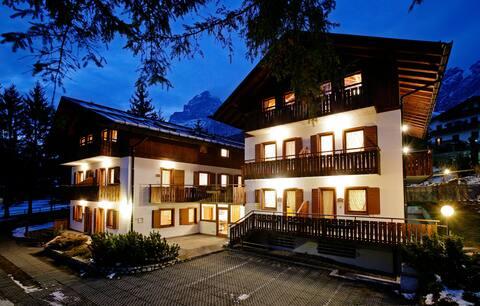 Appartamenti nelle Dolomiti