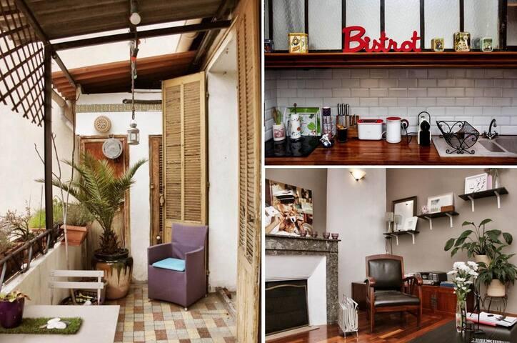 Charming place, beautiful balcony. - Marselha - Apartamento