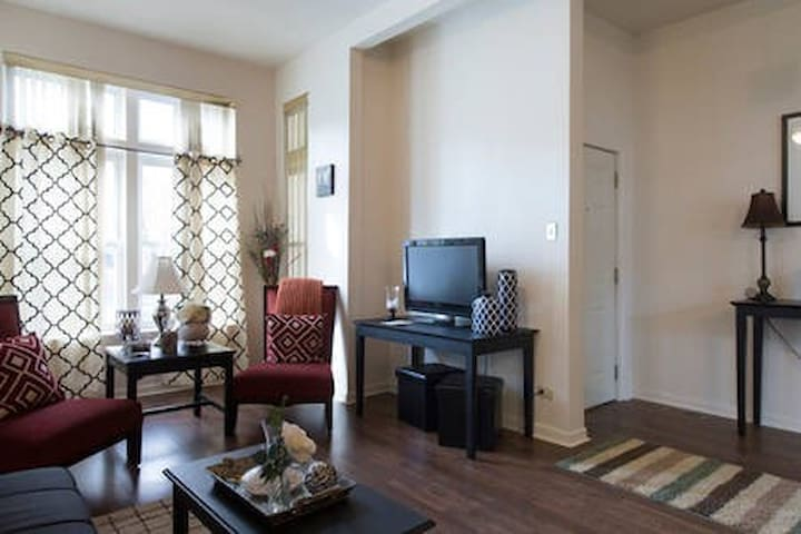 Bronzeville Apt. close to Downtown Chicago