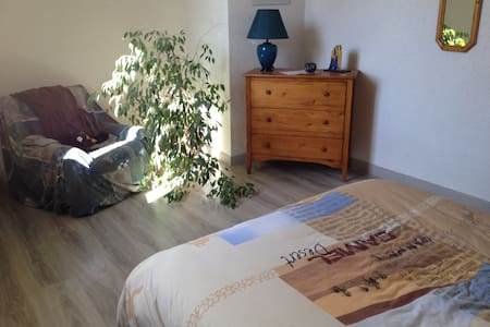 1 ou 2 chambres ,SDB,  carcassonne - pennautier