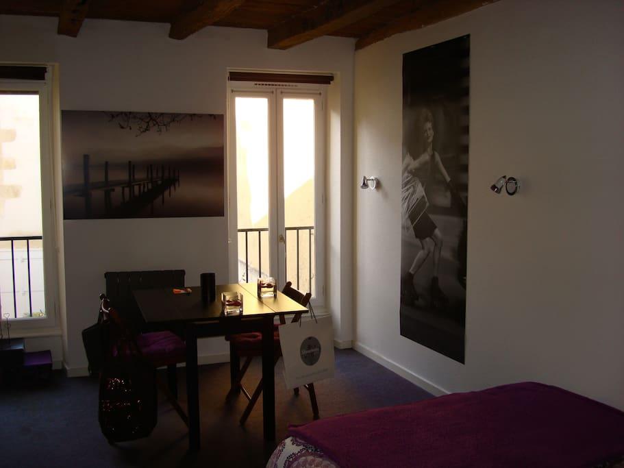 appart centre historique appartements louer la. Black Bedroom Furniture Sets. Home Design Ideas