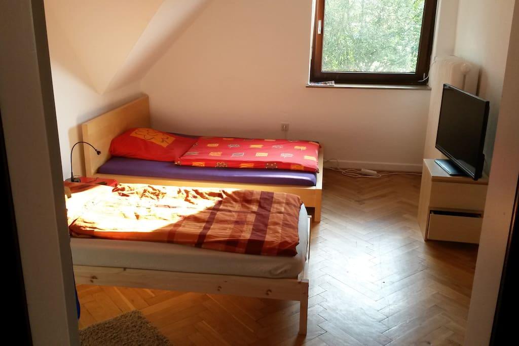 kleines Eckzimmer WG3