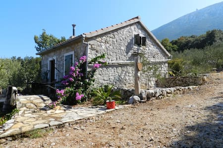 Cottage, enjoy nature & silence  - Kuna Pelješka, Crkvice - Rumah