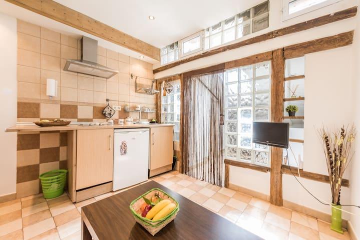 Cosy Bright Apartment//City Centre