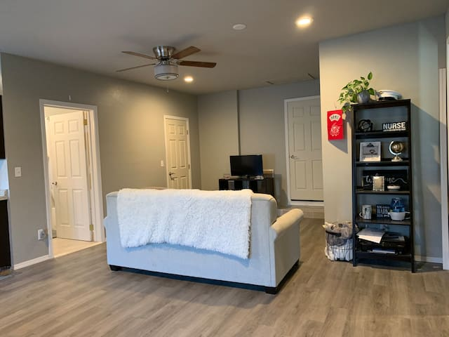 *NEWLY*  Renovated Living Space!!